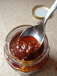 Spoonful of Sambal Badjak